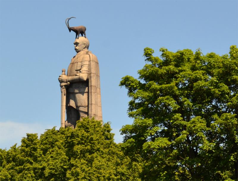 Bismarckdenkmal by HamburgErfahren, Dirk Rexer