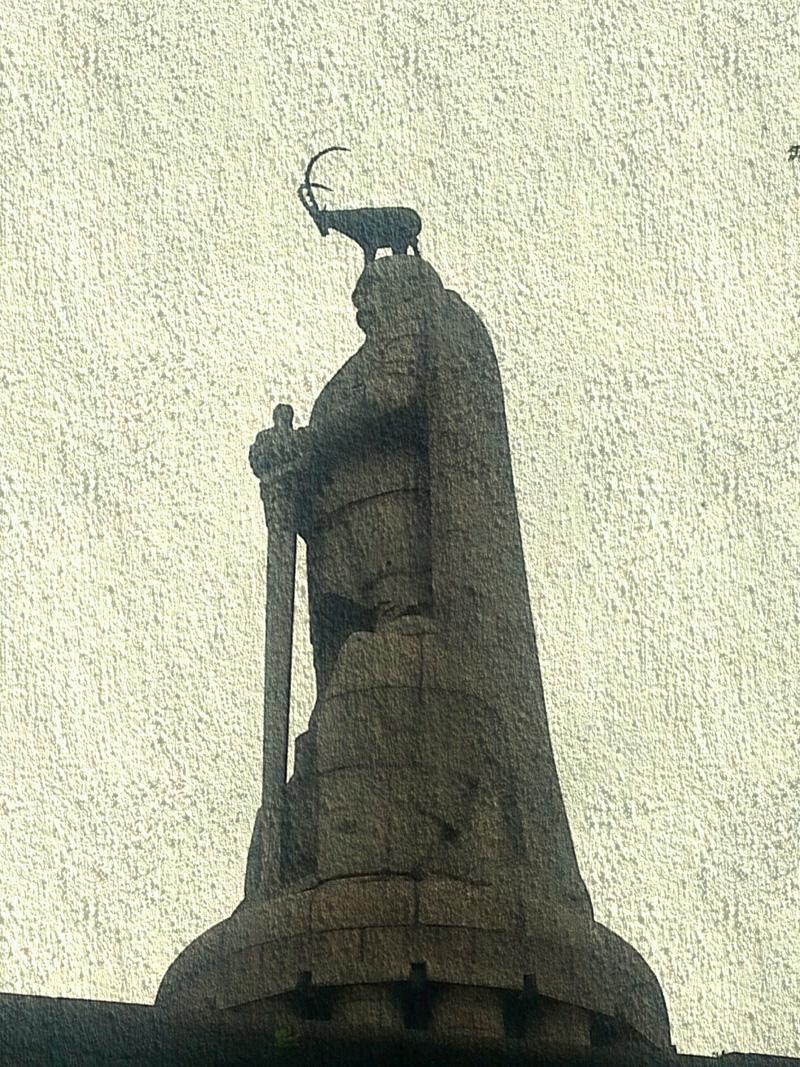 Otto von Bismarck by HamburgErfahren_Dirk Rexer